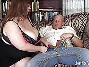Giant Boobed Lexxxi Luxe Gets Fucked From Behind