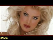 Victoria Silvstedt Totally Naked On Bed