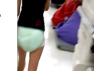 Girl Wearing Diaper In Public Possible Tena Ultra Brief