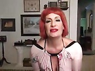 Redhead Mature Is Still Loves To Talk And Tease