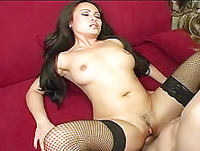Sexy Goddess Wants To Feel Her Lover's Dick Up Her Warm Vagina