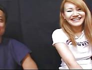 Japanese Blonde Lactating And Fucking