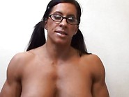Big Clit Muscle Woman Live Now// Www. Cambirds. Com