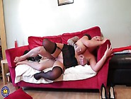 World Class Cock Riding Sex With A Curvy Mom In Lingerie