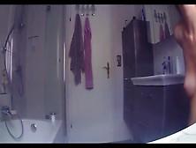 A Very Hot German Girl Hidden Cam In Bathroom