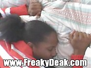 Freakydeak. Com - Ghetto Amateur Anal With Black Hoe