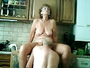 Horny Mature Granny