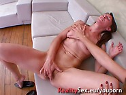 Mature Amateur French Compulsive Orgasm!