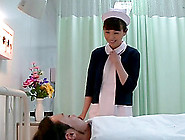 Stunning,  Hot Nurse Fucks Her Horny Patient In Public