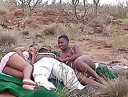 Extreme Hot Real African Safari Sex Orgy With Hot Chocolade Babe