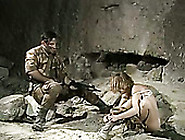 Kinky And Filthy Bitch With Nice Ass Gets Drilled By The Soldier