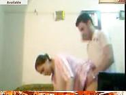 Arab Busty Beauty Girl Fucking With Computer Repairing Guy