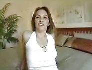Para Icin Seksi Blonde Babe Kahretsin (1)