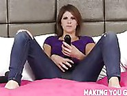 Lets Stretch You Out Before You Lose Your Anal Virginity