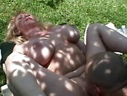 Hot Blonde Mom With Huge Melons Gets Nailed Thoroughly By A Stud