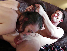 Tiffany Tyler Sucks Boyfriend's Heavy Dick In Endless Scenes Of