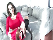 Amy Anderssen Panty Play 2