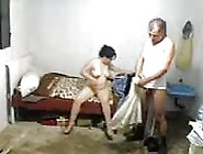 Old Couple Caught At It