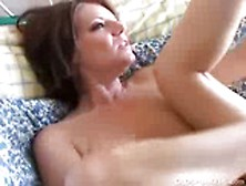 Big Boobs Milf Has A Wet Pussy