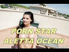 Pornstar Aletta Ocean