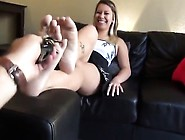 Hot Foot Tease