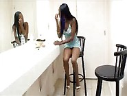 Ebony Girl Footjob 12 By Upallnite