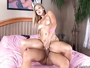 Sweet Blonde Teens Tight Pussy Gets Fucked Hard