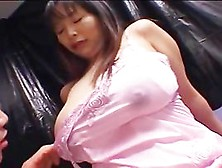 Lactating Japanese Babe Gets Nailed Hard And Well