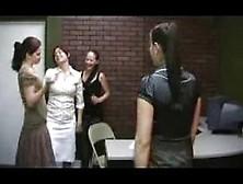 Kriselle kavana and dallas diamondz jerky girls handjob 7