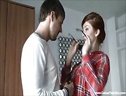 Veronika - Awesome Sex With Hot Teeny
