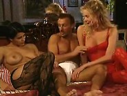 Two Crazy German Girls Fucking Lucky Guy