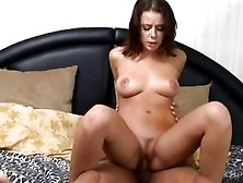 Penny Flame Enjoys Getting Her Moist Pussy Pummelled