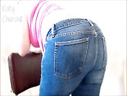 Farts In Jeans From Bbw