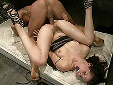 Bobbi Starr Gets Her Holes Destroyed
