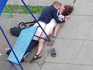 Passed Out Girl With Wasted Guy Rape?