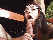 Arab Amateur Making The Most Of That Cock