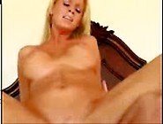 Cute Model Bears Big Breasts And Hungry Pussy