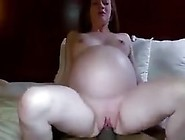 Pregnant Horny Wife Riding Bbc Until He Seeds Her Baby