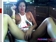 Dutch Hot Milf Mom On Webcam With Son. Mp4
