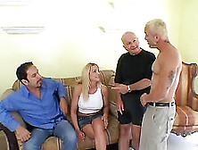 Cuckold Scene With Sindy Lange Getting Fucked Doggy Style