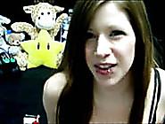 My Rapacious Pierced Chick Teases Me Smoking Cigarette