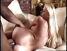 Blonde babe sandine live sex show part 3