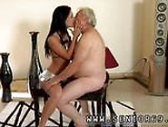Sister Gives Brother First Blowjob Mandy Flores First Time But T