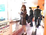 Mikan Horny Asian Schoolgirl Likes Public