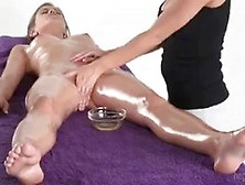 Little Caprice Reaches A Strong Orgasm Under The Expert Hands Of