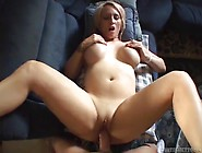 Pierced Cunt Of This Amazing Curvy Girl Takes A Dick