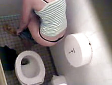Spying Poo Hidden Wc Cam 1