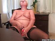 Granny Masturbation Compilation