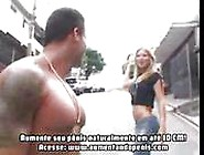 Hot Brazilian Blonde