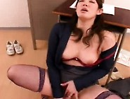 Japan School Teacher Cum Sucking